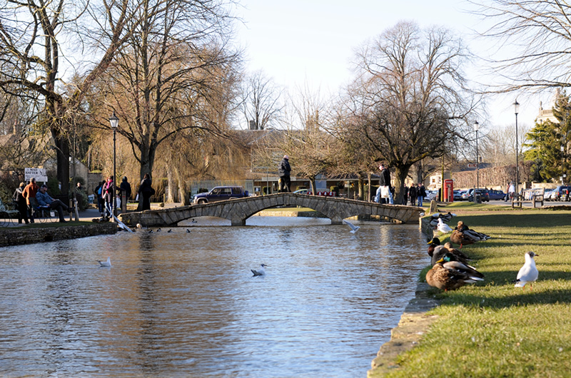 Food Shops In Bourton On The Water